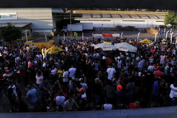 Bar em Caxias do Sul faz pré-carnaval para comemorar Dia Nacional do Samba Marcelo Casagrande/Agencia RBS