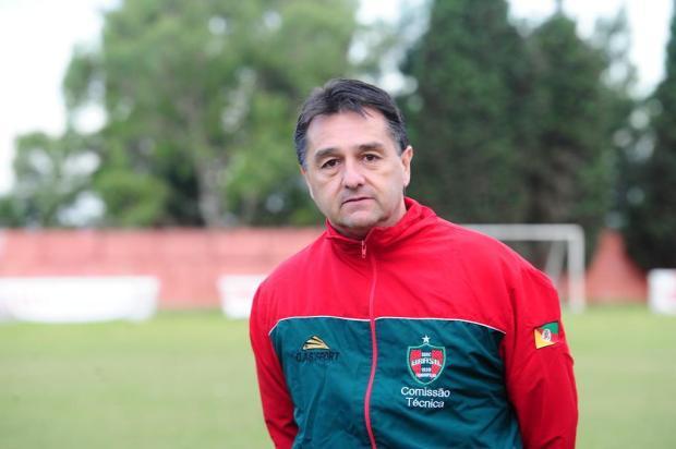 Rodrigo Bandeira é o novo técnico do Brasil-Fa Porthus Junior/Agencia RBS