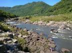 Encontrado corpo de caxiense que estava desaparecido no Rio das Antas, em Nova Roma do Sul Divulgação/Corpo de Bombeiros Militar