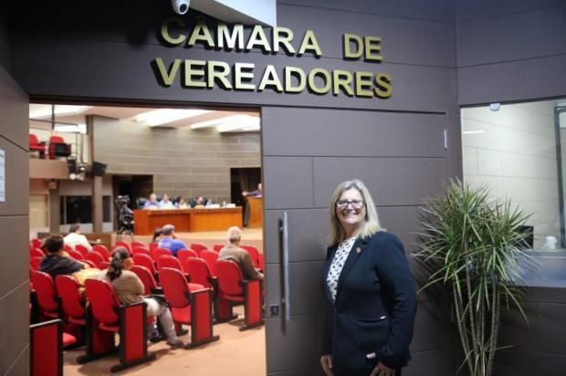 Glória Menegotto deixa Secretaria da Habitação e retorna para Câmara de Farroupilha Rodrigo Martins/Divulgação