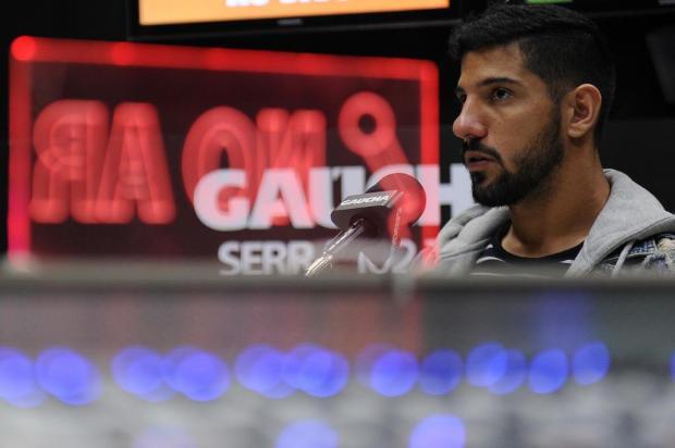 Goleiro do Ju é cotado em time paulista que fechou parceria com herdeiro de gigante varejista Marcelo Casagrande/Agencia RBS