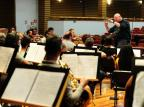 Orquestras sinfônicas da UCS e de Gramado apresentam obra-prima de Beethoven nesta quinta-feira, em Caxias do Sul Porthus Junior/Agencia RBS