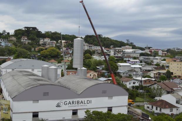 Vinícola Garibaldi investe em ampliação e aumenta capacidade de armazenamento Viviane Somacal/Divulgação