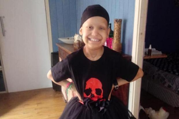 Festa solidária Natal do Metal vai ajudar menina de 10 anos que luta contra câncer Fantasma/Divulgação