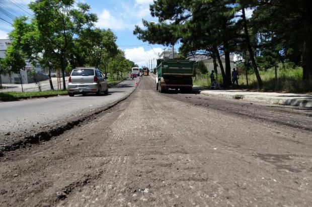 Prefeitura inicia segunda etapa de repavimentação da Perimetral Oeste, em Caxias do Sul Luciane Modena/divulgação