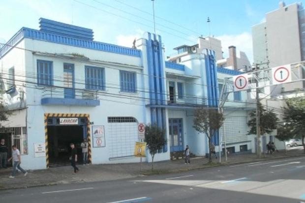 Prédio histórico de Caxias do Sul vai a leilão nesta sexta-feira Acervo Leiloeiro Lunelli/Divulgação
