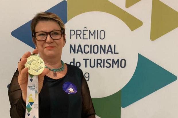 Professora da Universidade de Caxias do Sul vence Prêmio Nacional do Turismo Arquivo pessoal/Divulgação