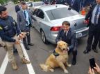 Presidente Bolsonaro participa de inauguração da delegacia da PRF, em Bento Gonçalves Polícia Rodoviária Federal/Divulgação