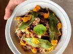 Receita: Aprenda a fazer um dos pratos disponíveis no festival Sálvia, em Caxias Marcos Moreira/Divulgação