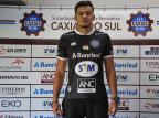 Caxias apresenta goleiro formado no São Paulo Vitor Soccol / Dinâmica Comunicação/Dinâmica Comunicação