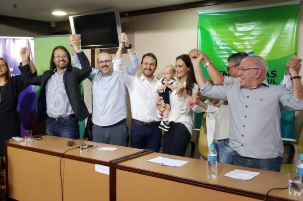 Pré-candidato a prefeito de Caxias, Vinicius Ribeiro se filia ao DEM Thaísa Borges/divulgação