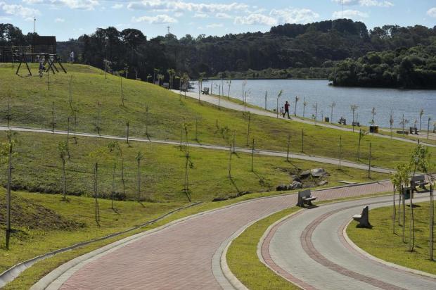 Nova opção de lazer em Caxias, Parque das Araucárias é inaugurado Lucas Amorelli/Agencia RBS
