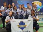 CFEB/Murialdo fecha temporada com oito medalhas no Brasileiro Interclubes Angela Sachet / Divulgação/Divulgação