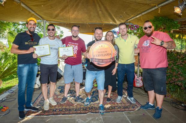 Concurso elege a melhor cervejaria de Caxias do Sul Mateus Argenta / Divulgação/Divulgação