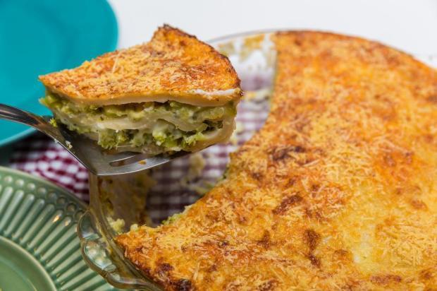 Na Cozinha: é louco por massas? Saiba como fazer lasanha verde Omar Freitas/Agencia RBS