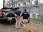 Carro clonado é apreendido em Vacaria PRF / Divulgação/Divulgação