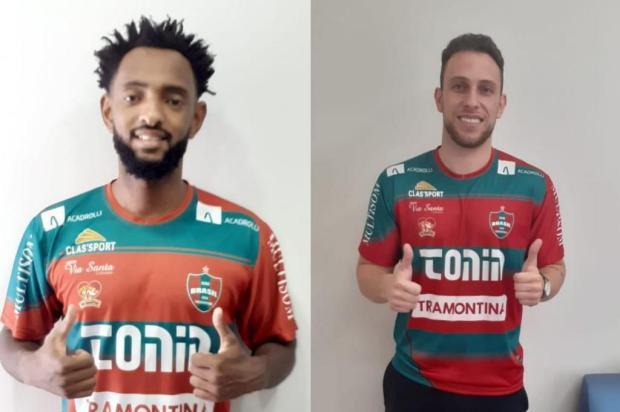 Brasil-Fa anuncia mais dois reforços para a próxima temporada Divulgação/Brasil-Fa