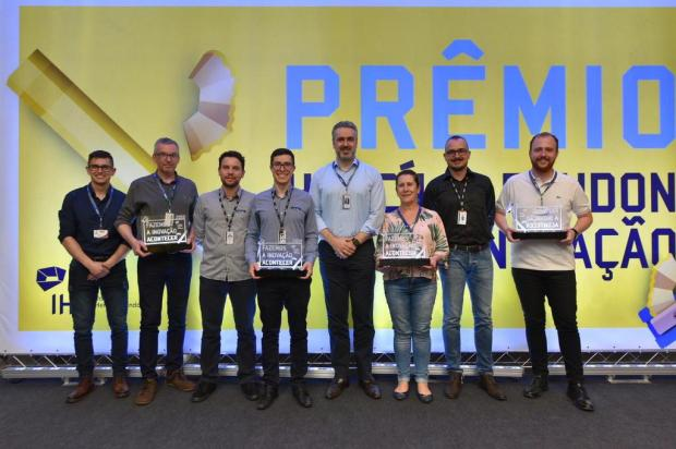 Randon premia projetos internos de inovação Alex Battistel/Divulgação