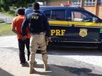 Motorista alcoolizado é detido pela PRF após desentendimento na BR-470, em Garibaldi Divulgação / PRF/PRF