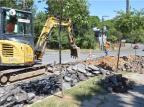 Obras do Samae na Rua Humberto Campos podem bloquear parcialmente o trânsito em Caxias Natalí Gubert / Divulgação/Divulgação