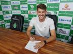 Juventude renova contrato de zagueiro formado no clube Arthur Dallegrave / Divulgação/Divulgação