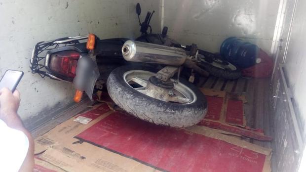 Jovem é detido com moto em situação de furto ou roubo em Caxias Arquivo Pessoal  / Prefeitura de Caxias do Sul /Prefeitura de Caxias do Sul