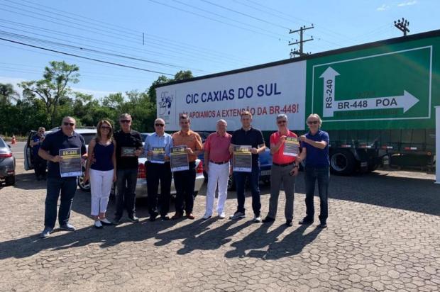 Líderes de entidades de Caxias cobram prolongamento da Rodovia do Parque Márcia Ferronato/Divulgação