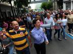 Apoiadores do governo ensaiam reação contra impeachment de Daniel Guerra Roni Rigon/Agencia RBS