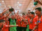 ACBF é campeã da Liga Gaúcha sub-20 Ulisses Castro / Divulgação / ACBF/Divulgação / ACBF