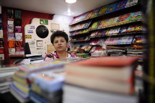 Depois de 25 anos, livraria Mercado de Ideias deixa ponto no Centro de Caxias Antonio Valiente/Agencia RBS
