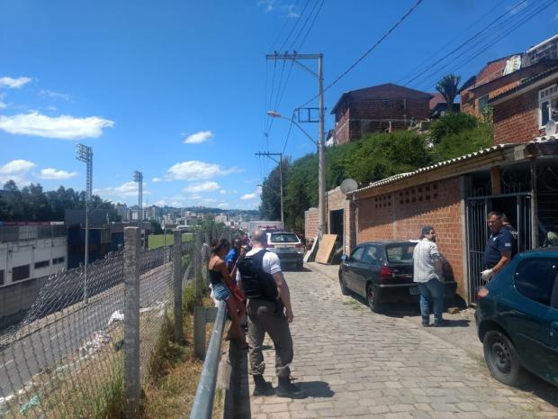 Homem é morto a tiros perto do Estádio Centenário, em Caxias do Sul Leonardo Lopes / Agência RBS/Agência RBS