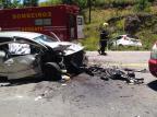 Identificadas mulheres mortas em acidente na Rota do Sol Divulgação / PRE/PRE
