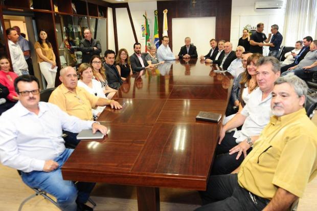 Prefeito interino de Caxias do Sul anuncia novo secretariado após saída de Daniel Guerra Porthus Junior/Agencia RBS
