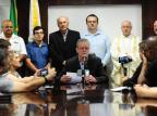 """""""Precisamos pacificar a cidade"""", diz o prefeito interino Porthus Junior/Agencia RBS"""