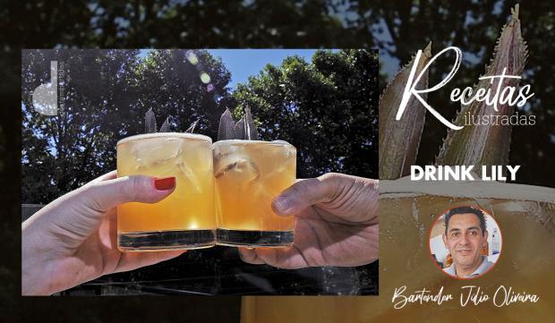 Receitas Ilustradas #8: aprenda a fazer um drink prático para brindar 2020 /