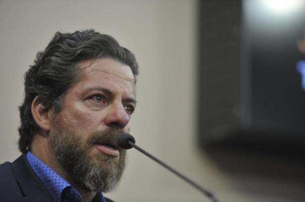 Ex-líder do Governo Guerra deixa Câmara de Vereadores nesta sexta-feira Lucas Amorelli/Agencia RBS