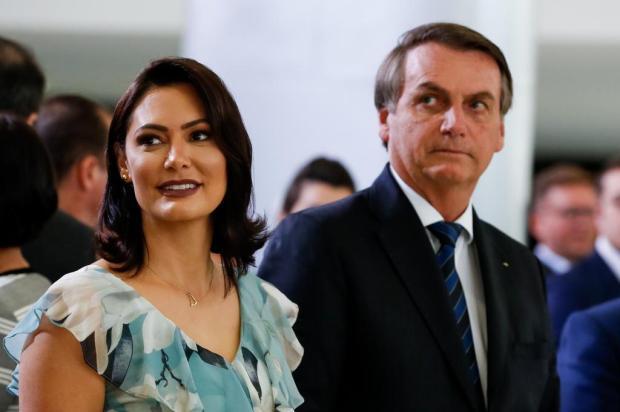 Primeira-dama Michelle Bolsonaro é convidada para ser patrona das Surdolimpíadas Carolina Antunes/Presidência da República/Divulgação
