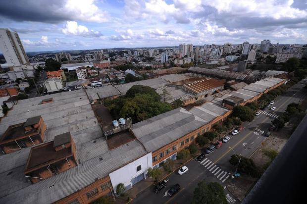 Prefeitura de Caxias estuda ampliar ocupação da Maesa mesmo com maquinários de metalúrgica no local Marcelo Casagrande/Agencia RBS
