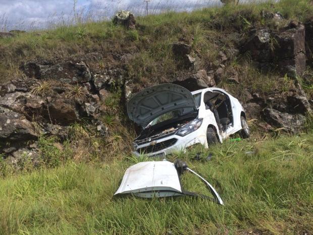 Homem morre após acidente com Ônyx em São Francisco de Paula Flávia Noal / Agência RBS/Agência RBS