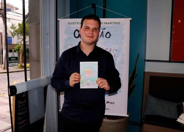 Jovem escritor caxiense concorre a prêmio nacional Daniel Subtil Martins / Divulgação/Divulgação