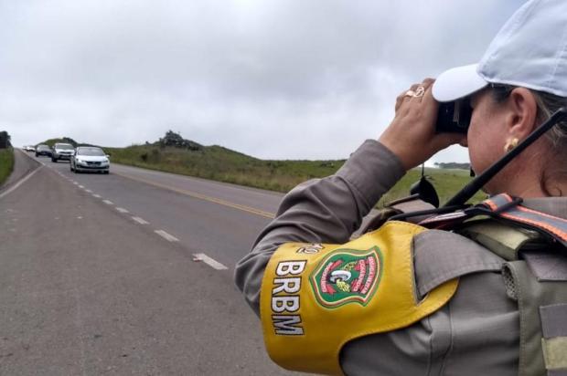 Comando Rodoviário flagra quase 200 infrações de trânsito por dia na Rota do Sol Comando Rodoviário da Brigada Militar/Divulgação