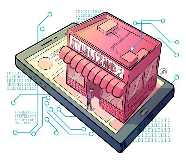 Sete tendências em transformação digital para 2020 Luan Zuchi / Divulgação/Divulgação