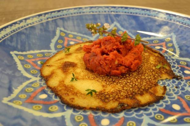 Na Cozinha: aprenda a fazer uma delícia chamada panqueca de batata Aluísio Pinheiro / Agência RBS/Agência RBS