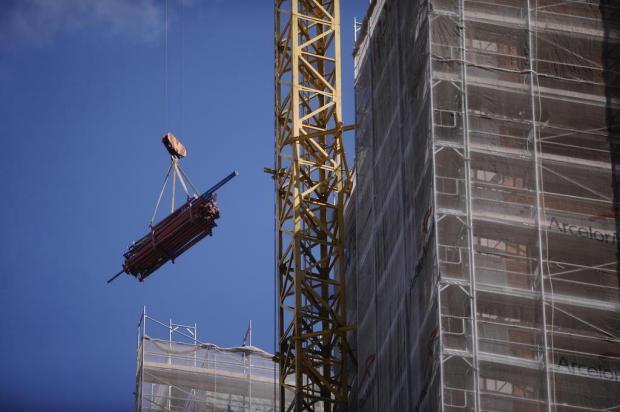 Otimismo é moderado na construção civil Antonio Valiente/Agencia RBS