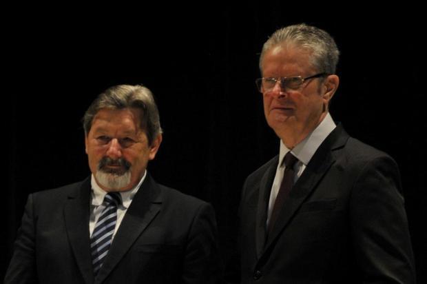 """""""Óbvio que não"""", diz vice-prefeito sobre encaminhar renúncia de mandatos de vereador para assumir prefeitura Lucas Amorelli/Agencia RBS"""