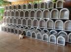 Mais de 50 casinhas são doadas a animais em Lagoa Vermelha Ranyeri Bozza/Divulgação