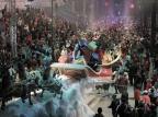 Caxiense Davi Souza dirigiu desfiles do Natal Luz, que encerra neste fim de semana Cleiton Thiele/Divulgação