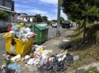 Moradores reclamam da falta de coleta de lixo na Rua Jacob Luchesi, em Caxias do Sul Lucas Amorelli/Agencia RBS