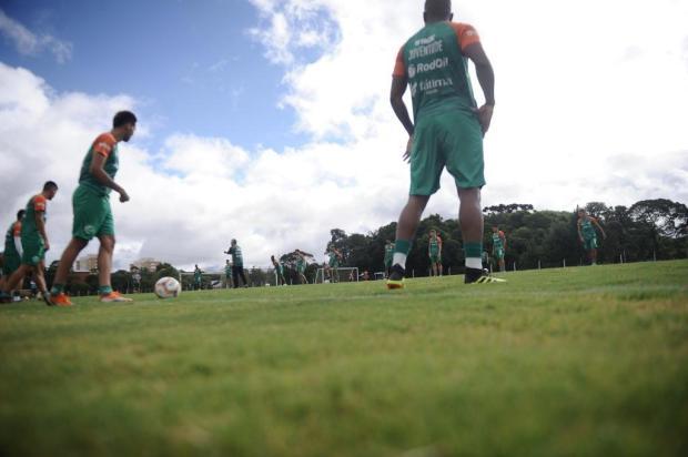 Juventude enfrenta Tubarão-SC no primeiro teste da pré-temporada Antonio Valiente/Agencia RBS
