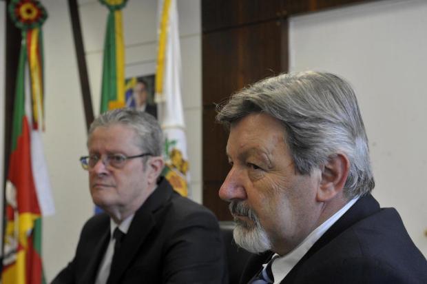 """""""A renúncia é obrigatória"""", diz especialista, sobre mandatos de vereador do prefeito e vice de Caxias Lucas Amorelli/Agencia RBS"""